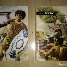 Libros de segunda mano: LOTE JULIO VERNE - MOLINO.. Lote 58677766