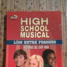 Libros de segunda mano: LÍOS ENTRE FOGONES - HIGH SCHOOL MUSICAL Nº 10. Lote 79336405