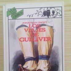 Libros de segunda mano: TUS LIBROS - LOS VIAJES DE GULLIVER (ANAYA). Lote 79881773