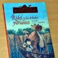 Libros de segunda mano: MONDRAGÓ - RIDEL Y LOS ÁRBOLES PARLANTES - de ANA GALÁN - Editorial EVEREST - 2ª EDICIÓN - año 2012. Lote 81085000