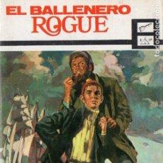 Libros de segunda mano: RITA RITCHIE : EL BALLENERO ROGUE (MOLINO, 1970). Lote 81451708