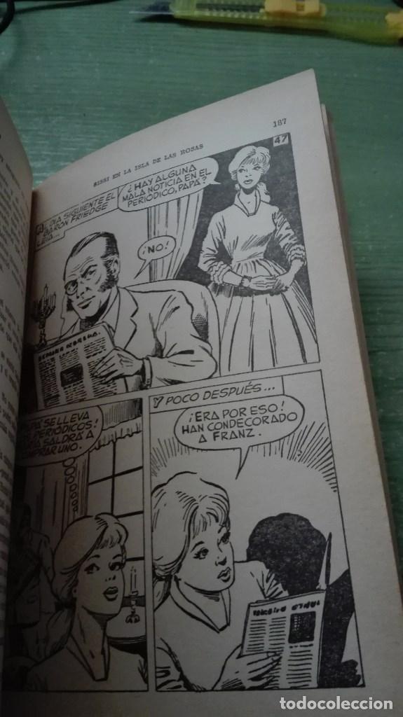 Libros de segunda mano: MUY RARO LIBRO COLECCIÓN HISTORIAS SELECCIÓN ILUSTRADAS SISSI EN LAS ISLA DE LAS ROSAS 1977 - Foto 3 - 82265072