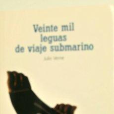Libros de segunda mano: VEINTE MIL LEGUAS DE VIAJE SUBMARINO, DE JULIO VERNE.. Lote 82935708