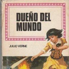 Libros de segunda mano: DUEÑO DEL MUNDO (HISTORIAS INFANTIL Nº 34 - BRUGUERA 1969). Lote 83092648