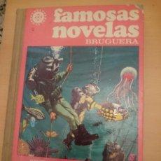 Libros de segunda mano: FAMOSAS NOVELAS - VOLUMEN I - AÑO 1978 - VER FOTOS -REFMENOEN. Lote 83444316
