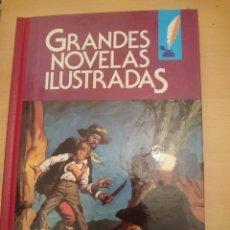 Libros de segunda mano: GRANDES NOVELAS ILUSTRADAS -NUMERO 9 -VER FOTOS -REFMENOEN. Lote 83445336