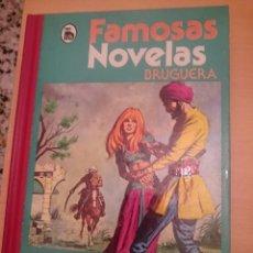 Libros de segunda mano: FAMOSAS NOVELAS -VOLUMEN XII - VER FOTOS -REFMENOEN. Lote 83445512