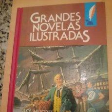 Libros de segunda mano: GRANDES NOVELAS ILUSTRADAS -NUMERO 5 - VER FOTOS -REFMENOEN. Lote 83445860
