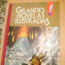 Libros de segunda mano: GRANDES NOVELAS ILUSTRADAS -NUMERO 7 -PRIMERA EDICION 1985 -VER FOTOS -REFMENOEN. Lote 83445940