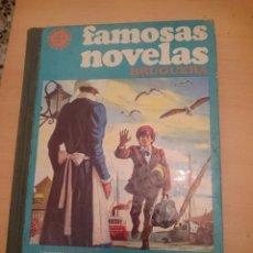 Libros de segunda mano: FAMOSAS NOVELAS -VOLUMEN VI - VER FOTOS -REFMENOEN. Lote 83446040