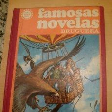 Libros de segunda mano: FAMOSAS NOVELAS -VOLUMEN V - VER FOTOS -REFMENOEN. Lote 83446228