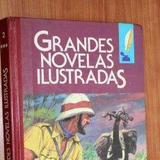 Libros de segunda mano: GRANDES NOVELAS ILUSTRADAS Nº 2 BRUGUERA. Lote 83591860