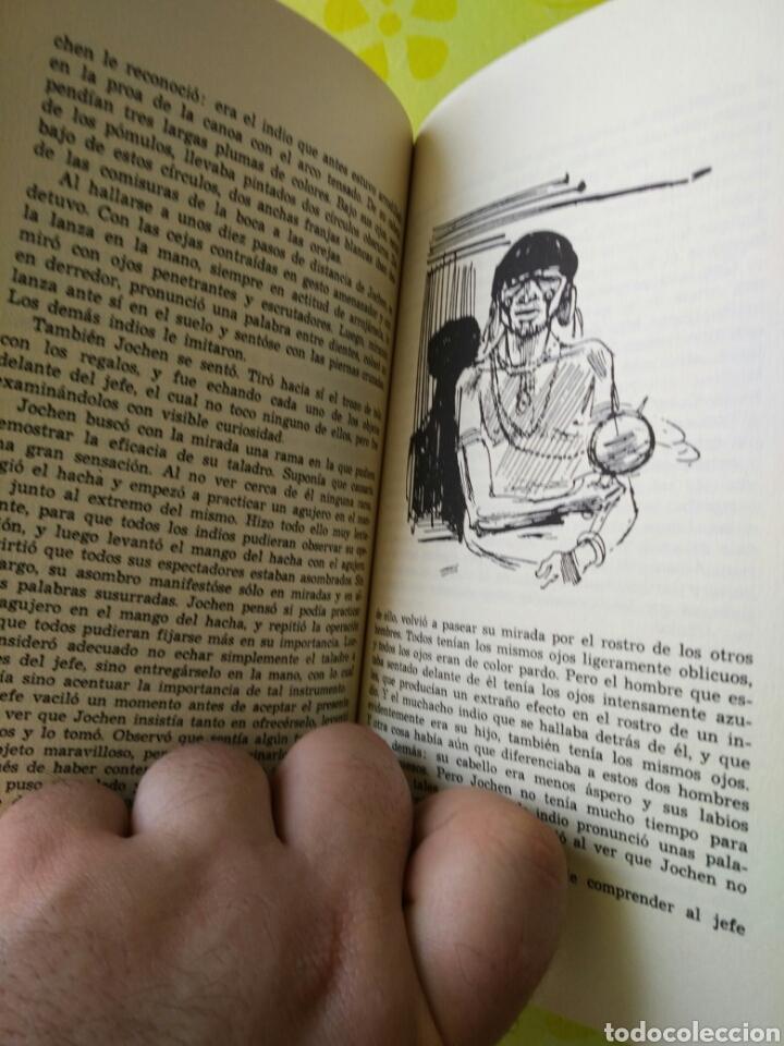 Libros de segunda mano: Aterrizaje en la Selva de Hanns Radau - Foto 2 - 83633220