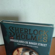 Libros de segunda mano: SHERLOCK HOLMES Y LOS IRREGULARES DE BAKER STREET.. Lote 83815000