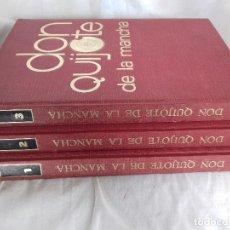 Libros de segunda mano: DON QUIJOTE DE LA MANCHA- ED NARANCO-TIPO COMIC-DISPONIBLES TOMOS 1, 2 Y 3-. Lote 83877652