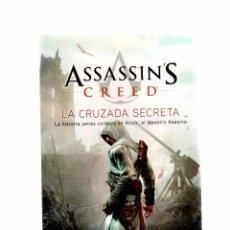Libros de segunda mano: ASSASSIN´S CREED LA CRUZADA SECRETA OLIVER BOWDEN. Lote 83954604