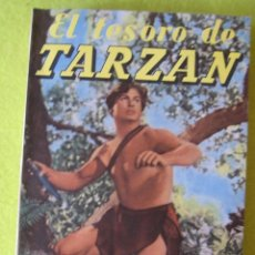 Libros de segunda mano: EL TESORO DE TARZÁN _ EDGAR RICE. Lote 84177100