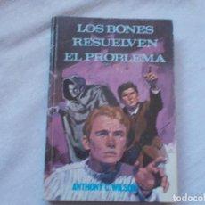 Libros de segunda mano: LOS BONES RESUELVEN EL PROBLEMA. Lote 84279388