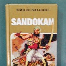 Libros de segunda mano: SANDOKAN. EMILIO SALGARI.. Lote 88944120