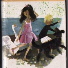 Libros de segunda mano: EDITH UNNERSTAD : VACACIONES EN SUECIA (MUNDO MÁGICO NOGUER, 1960). Lote 89380576