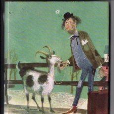 Libros de segunda mano: URSULA WÖLFEL : LAS TRAVESURAS DE JULIO (MUNDO MÁGICO NOGUER, 1965). Lote 89381300