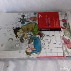 Libros de segunda mano: LAS ANGINAS DE MAMA-MAYA NAHUM-VALENSI. ILUSTRACIONES: ROSER CAPDEVILA-ED EDELVIVES-. Lote 90209808