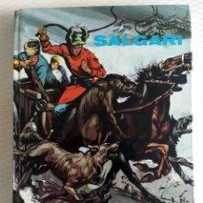 Libros de segunda mano: SALGARI, LOS HORRORES DE LA SIBERIA, ED. GAHE 1.970. Lote 90454994