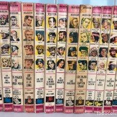 Libros de segunda mano: LOTE DE 10 EJEMPLARES DE LA COLECCIÓN HISTORIAS SELECCIÓN - BRUGUERA. Lote 90616570