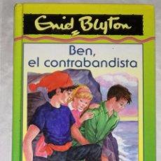 Libros de segunda mano - Ben, el contrabandista - Enid Blyton; Susaeta (EI) - 159667788