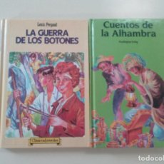 Libros de segunda mano: LOTE DE 38 NOVELAS JUVENILES-EDITORIALES VARIAS-TODAS EN TAPA DURA-LOS MEJORES TITULOS-OCASIÓN-VER….. Lote 90994415