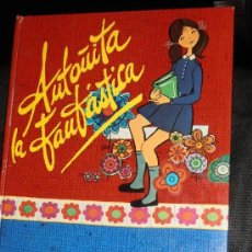 Libri di seconda mano: ANTOÑITA LA FANTÁSTICA VA AL COLEGIO - BORITA CASAS. Lote 92351555