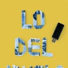 Libros de segunda mano: LO DEL ABUELO - MANSO, ANNA. Lote 93756710