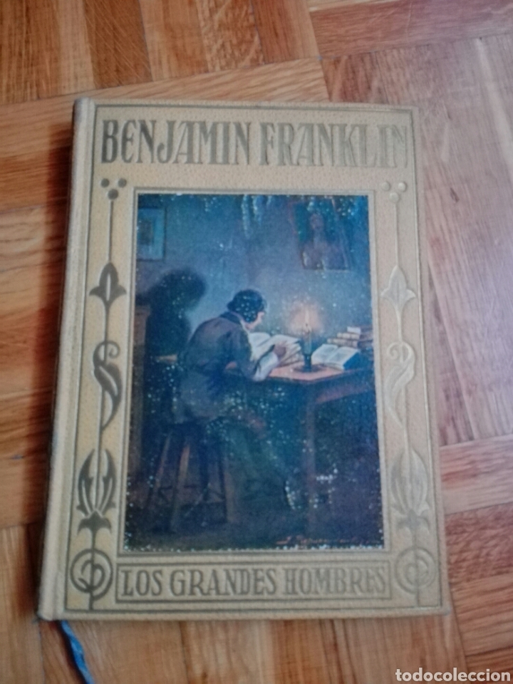 LOS GRANDES HOMBRES (Libros de Segunda Mano - Literatura Infantil y Juvenil - Novela)