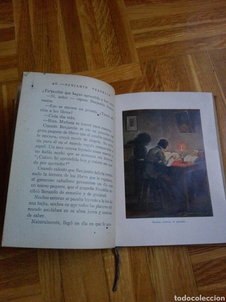 Libros de segunda mano: Los grandes hombres - Foto 2 - 94058310