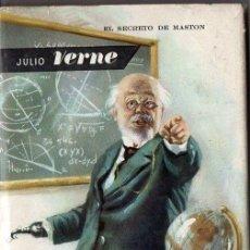 Libros de segunda mano: JULIO VERNE : EL SECRETO DE MASTON (MOLINO, 1961). Lote 94457686