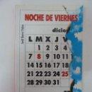 Libros de segunda mano: NOCHE DE VIERNES. JORDI SIERRA. Lote 94579767