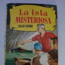 Libros de segunda mano: LA ISLA MISTERIOSA - JULIO VERNE - COLECCIÓN HISTORIAS - BRUGUERA. Lote 94944642