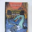 Libros de segunda mano: VIAJE AL CENTRO DE LA TIERRA. JULES VERNE. ESPASA 1999. Lote 95262051