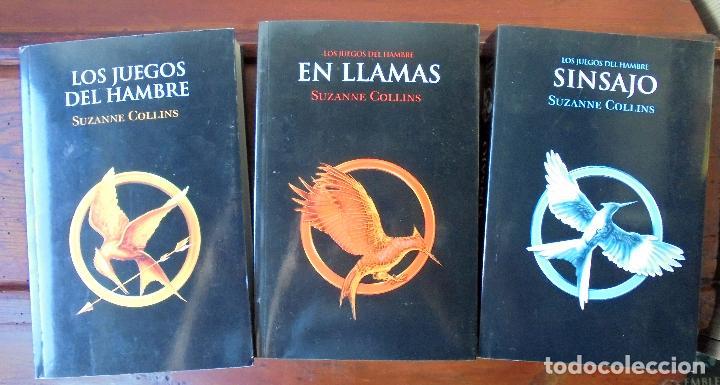 Trilogia Los Juegos Del Hambre Los Juegos Del Comprar Libros De