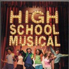 Libros de segunda mano: HIGH SCHOOL MUSICAL - LA NOVELIZACION - ILUSTRADO *. Lote 95400459