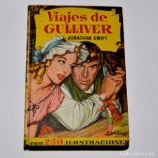 Libros de segunda mano: VIAJES DE GULLIVER - COLECCIÓN HISTORIAS - BRUGUERA. Lote 95829855
