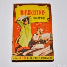 Libros de segunda mano: HOMBRECITOS - COLECCIÓN HISTORIAS - BRUGUERA. Lote 95830031