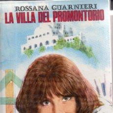 Libros de segunda mano: VESIV LIBRO LA VILLA DEL PROMONTORIO DE ROSSANA GUARNIERI MIRAR FOTOS . Lote 95922695
