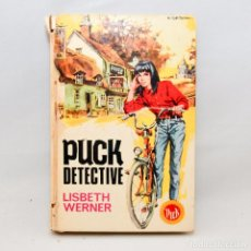 Libros de segunda mano: PUCK DETECTIVE. Lote 95326068