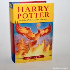 Libros de segunda mano: HARRY POTTER AND THE ORDER OF THE PHOENIX. Lote 95326140