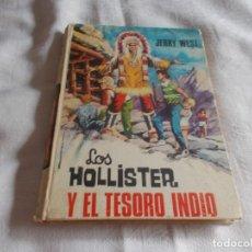 Libros de segunda mano: LOS HOLLISTER Nº12 Y EL TESORO INDIO. Lote 96611419