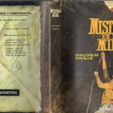 Libros de segunda mano: MALCOLM SAVILLE : MISTERIO EN LA MINA (MOLINO, 1969). Lote 96734615
