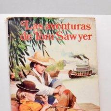 Libros de segunda mano: LAS AVENTURAS DE TOM SAWYER - MARK TWAIN - ED. ANTALBE. Lote 96796351