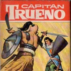 Libros de segunda mano: HÉROES BRUGUERA : CAPITÁN TRUENO - LOS BÁRBAROS AZULESI (1964). Lote 97375103