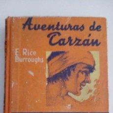 Libros de segunda mano: TARZÁN EL TERRIBLE. EDGAR RICE BURROUGHS. EDITORIAL G. GILI.. Lote 98064519